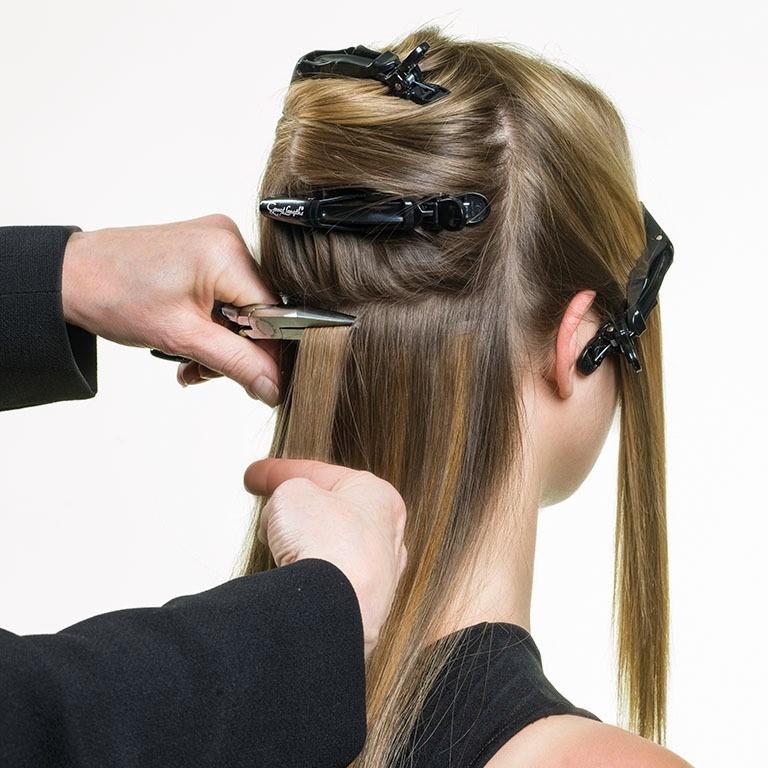 Haarverlängerung Maxat Friseur Berlin Mitte Haarverlängerung